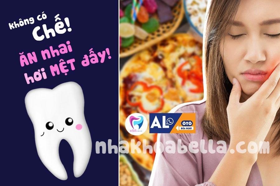 nhổ răng cấm có đau không
